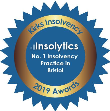 Kirks Insolvency Bristol Insolytics Award
